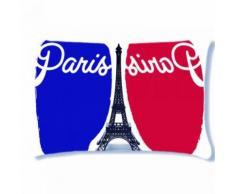 Coussin rectangulaire Paris Eiffel By CBK - Rideaux et stores