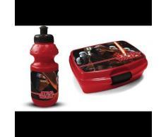 Gourde et lunch box - Star Wars - Rouge - Objet à poser