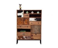 Cabinet Rodeo 3 Portes 8 Tiroirs Kare Design - Objet à poser