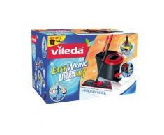 Vileda - Balai + Seau Easy Wring Ultra Mat - Set Complet - Aspirateur et Nettoyeur