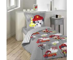 Parure de lit enfant Marshall 140x200 - Linge de lit
