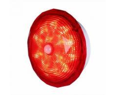 Blusea LED Moderne Chambre D'enfant Animé Lampe, lampe de nuit automatique à coller pour cuisine cuisine couloir escalier coffre de voiture LED à piles sous détecteur de mouvement nuit - Lampes