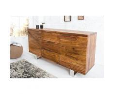Chloé Design - Enfilade design LIVY II - Bois - Buffets