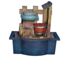 Fontaine d'intérieur Puit - Résine - Objet à poser