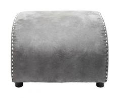 Repose Pied Ritmo Vintage gris Kare Design - Objet à poser