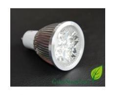 Ampoule à LED GU10 4w 4X1w haute intensité GreenSensation - Ampoules à LEDs