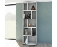 FINLANDEK Bibliotheque étagere modulable SUORA 61cm blanc - Objet à poser