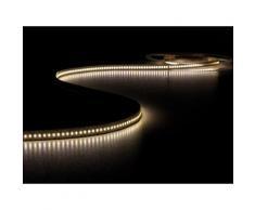 Flexible à led - blanc chaud 3500k - 1080 led - 5m - 24v velleman lq24n680ww35n - Appliques et spots