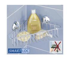 Etagère dangle Smart-Loc - Acier chromé - Accessoires de bain