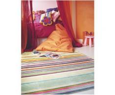 Tapis design rayé pour chambre XIAN FRESH Tapis Moderne par Brink and Campman 70 x 140 cm - Tapis et paillasson