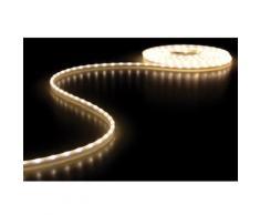 Flexible à led - blanc chaud 3500k - 300 led - 5m - 12v velleman lq12m330ww35 - Appliques et spots