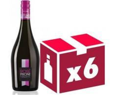 Rosé piscine freezente vin rosé effervescent - Eau, boisson et glaçons