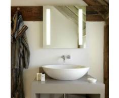 Astro Lighting - Miroir salle de bain Galaxy Square - IP44 - Miroir