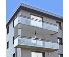 Store Extérieur Enrouleur Gris Houvea Gris - 100 x 220cm - Fenêtres et volets