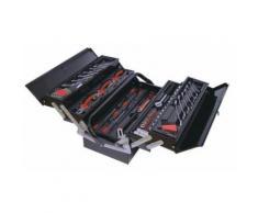 Elem Technic - Coffre à outils 66 pièces - 60066-ST5C - Rangement de l'atelier