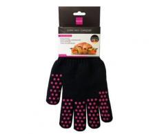 kubb k044 gant anti-chaleur coton noir - Autres