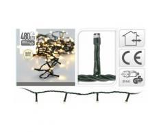 Éclairage LED 480 lampes blanc chaud intérieur / extérieur - Objet à poser