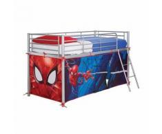 SPIDERMAN Tente Pour Lit enfant Surélevé - Linge de lit