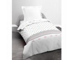Parure de lit enfant little dream 140x200 - Linge de lit