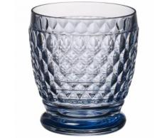 Villeroy & Boch - Verre à eau/cocktail Blue Boston Coloured - Verrerie