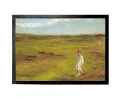 Max Liebermann Paillasson Essuie-Pieds - Enfant Dans Les Dunes, 1907 (50x70 cm) - Tapis et paillasson