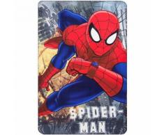 Plaid polaire Spiderman couverture enfant Disney montre - Textile séjour
