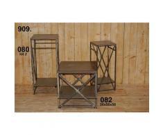 Table Passion - Set 2 Sellettes Atelier - linge de table et décoration