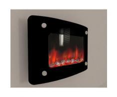 Cheminée électrique Purline - Pixie M5R - 1800 w - Chauffage et ventilation