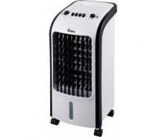 Ardes ar5r04 raffrescatore Humidificateur evaporativo d'environnement, 80 W, Blanc/Noir - Ventilation et climatisation mural