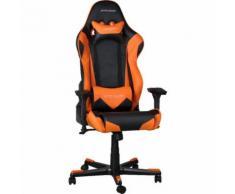 Siege racing r0 noir/orange - Sièges et fauteuils de bureau
