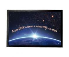 Motivation Paillasson Essuie-Pieds - Take Your Time To Dream, It Leads The Way To The Stars (40x60 cm) - Tapis et paillasson