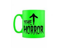 Tasse Néon The Horror vert - vaisselle