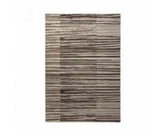 Tapis à rayures Corso Esprit Home motif Rayé Beige 120x170 - Tapis et paillasson