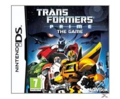 Transformers Prime : The Game - Nintendo DS