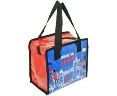 Lunch Bag Sac Panier Repas Fraicheur Isotherme Break To London - Autres