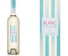 Blanc piscine vin blanc sec - Eau, boisson et glaçons