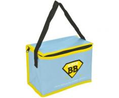 Lunch Bag Enfant Sac Repas Isotherme Super Bébé Repas De Super Héros Bleu - Autres