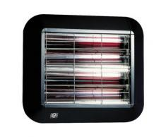 Aerotherme infrarouge halogene mural 2750w unelvent hi-3000 688726 - Chauffage