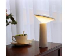 LED Lampe de table Remuer la tête du capteur liseuse rechargeable bureau lampe champignon wedazano555 - Équipements électriques domotique