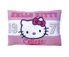 Coussin 2 en 1 HELLO KITTY Velboa 100% Polyester - Rideaux et stores