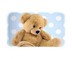 Tapis moelleux pour chambre de bébé ULTRA DOUX TEDDY Tapis Enfants par House Of Kids 70 x 100 cm - Tapis et paillasson