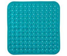 Tapis de fond de douche - Turquoise - Accessoires de bain