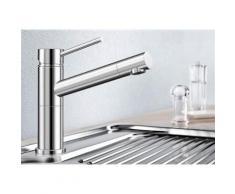 Blanco Blancoculina-s Mini Mitigeur, Argent, 515120 - Accessoires salles de bain et WC