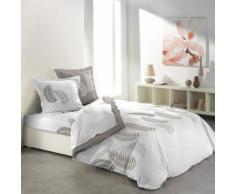 Parure de Drap + 2 taies d'oreiller Modele Goyave - Linge de lit
