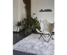 Tapis COOL GLAMOUR shaggy laiton Esprit Home Laiton 90x160 - Tapis et paillasson