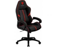 ThunderX3 BC1 Chaise Gaming (Ergonomique, réglable, Haute Densité, Respirant), Rouge - Sièges et fauteuils de bureau