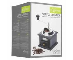 Kitchen craft le'xpress moulin à café trémie en acier inoxydable - Expresso et cafetière