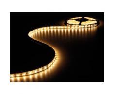 Flexible à led - blanc chaud 2700k - 300 led - 5m - 24v velleman lq24n230ww27n - Appliques et spots