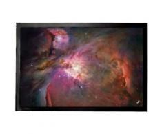 Espace Et Univers Paillasson Essuie-Pieds - Nébuleuse De L'Orion (40x60 cm) - Tapis et paillasson