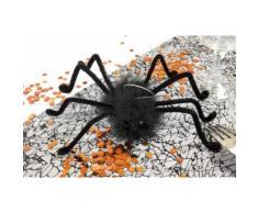 Décoration araignée Halloween - 20 cm - Objet à poser